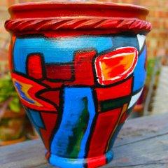 chris-todd-garden-art-ideas-potlook-painted-terracotta-pot-funk