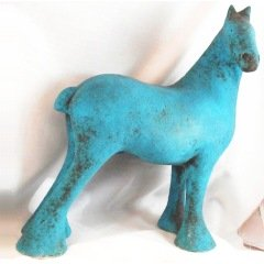paul-smith-contemporary-ceramic-art-horse-240